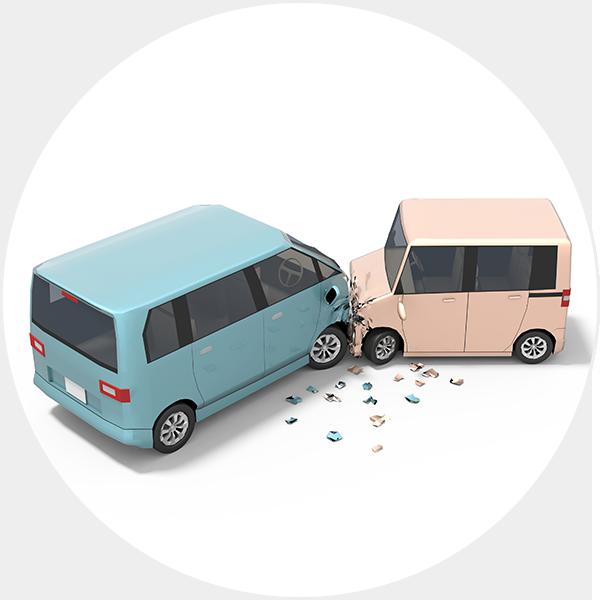 交通事故の患者様へ